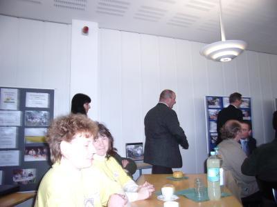 Foto des Albums: Bauernverband der Interessengruppe Pro Schwein (27.04.2008)