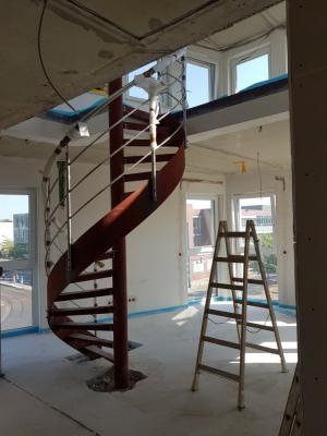 Fotoalbum Treppen und Treppengeländer