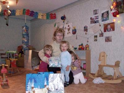 Foto des Albums: Adventszeit bei der TickTack-Kindertagesbetreuung (22.12.2008)