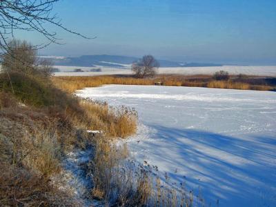 Fotoalbum Unsere Angelgewässer im Winter