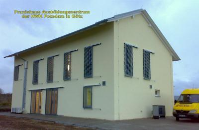 Fotoalbum BV: Praxishaus der HWK Potsdam in Götz