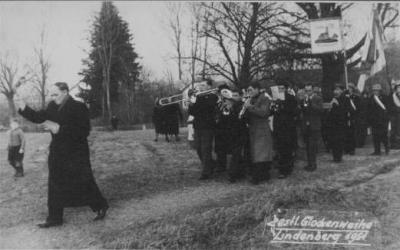 Foto des Albums: Musikverein Lindenberg 1911 - 1917 (26.03.2009)