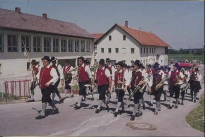 Foto des Albums: Musikverein Lindenberg 1972 - 1995 (26.03.2009)