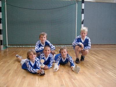 Foto des Albums: Fussballturnier des Jugendzentrums Ziesar (17.04.2009)