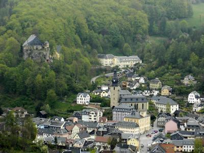 Fotoalbum Die Stadt Gräfenthal