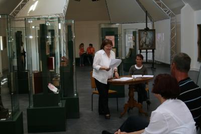 Foto des Albums: Internationaler Museumstag im Niederlausitz-Museum Luckau (17.05.2009)