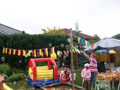 Foto des Albums: Kindertag bei der TickTack-Kindertagesbetreuung (02.06.2009)