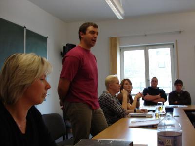 """Fotoalbum 1. Runder Tisch der Vereine des Amtes Niemegk  """"Miteinander schafft mehr!"""""""