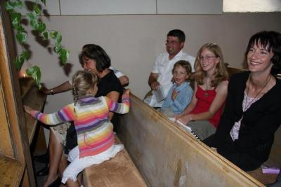 Fotoalbum Taufen und Konfirmationen 2009