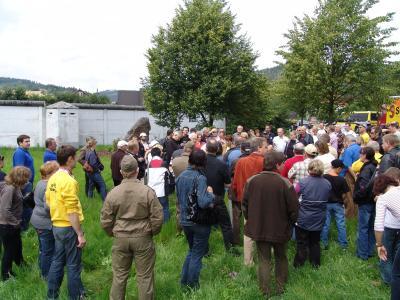 Foto des Albums: Erster Stop in Heinersdorf! (13.07.2009)