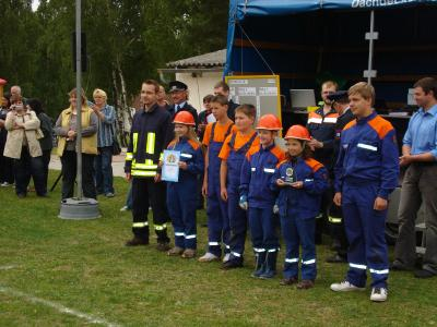 Fotoalbum Amtsausscheid der Feuerwehren des Amtes Niemegk