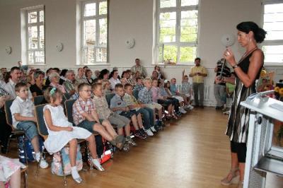 Tiefstpreis begrenzter Stil am besten authentisch Grundschule Vier Jahreszeiten Egeln - Einschulung 2009