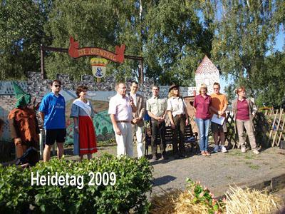 Fotoalbum Lobenburgfest & Heidetag vom 22.8. - 23.8.2009