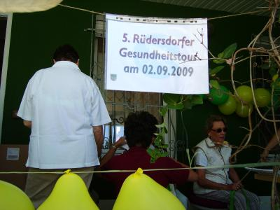 Foto des Albums: Gesundheitstage - Gesundheitsradtour (02.09.2009)