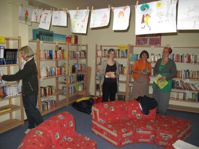 Foto des Albums: Unsere Bibliothek (21.09.2009)