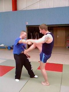 Foto des Albums: Neues vom Training der SG Self Defense Ziesar (26.09.2009)
