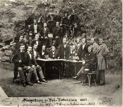 Fotoalbum 1857 - 1945