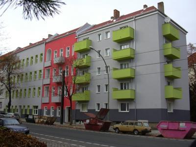 Fotoalbum Sanierung Wohnhaus in Berlin