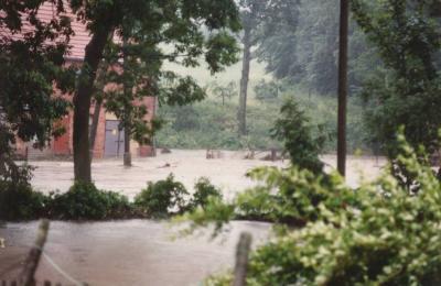 Fotoalbum Hochwasser