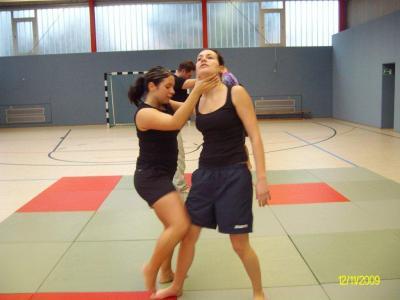 Foto vom Album: Trainingseindrücke von der SG Self-Defense Ziesar