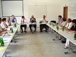 Fotoalbum Besuch vom Brandenburgischen Wirtschaftsministerium im RWK Westlausitz