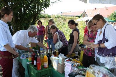 Fotoalbum Hoffest:  Gesundheits- und Kräutertag