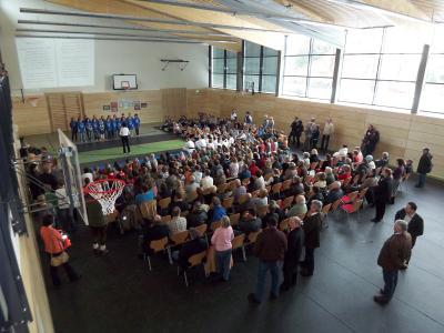Foto des Albums: Einweihung neue Sporthalle der Goethe-Grundschule (19.02.2010)