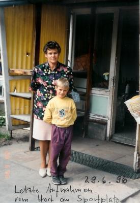 Fotoalbum Fotoarchiv 1992-2005