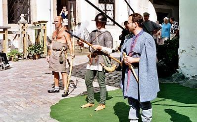 Fotoalbum Historischer Handwerkermarkt (Fotos von Reinhard Ahrend und Andreas Gödecke)