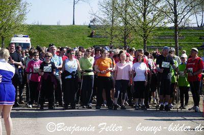 Foto des Albums: Potsdamer Walkingday im BugaPark (18.04.2010)