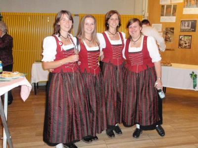 Foto des Albums: Festakt zum 53. Bezirksmusikfest (24.04.2010)