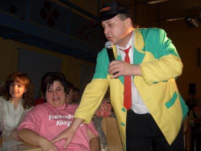 """Foto des Albums: Frauentagsparty mit """"Söhne Mama's"""" (08.03.2010)"""