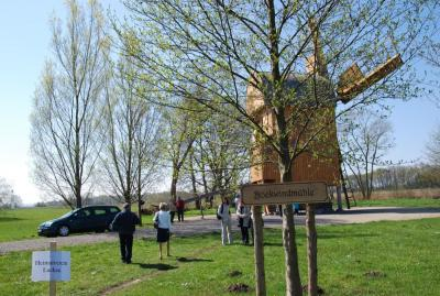 Fotoalbum Bockwindmühle im LAGA-Park