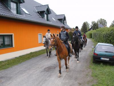 Foto des Albums: Wanderritt nach Tremmen 2010 (13.05.2010)