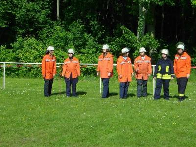 Fotoalbum Amtsfeuerwehrausscheid 2010