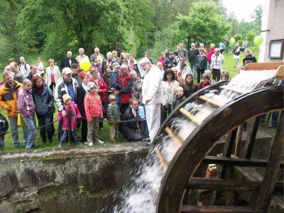 Foto des Albums: Mühlentag in der Klostermühle Boitzenburg (24.05.2010)