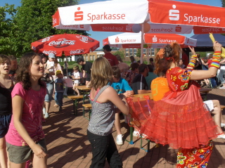 Fotoalbum 1. Kinderfest des Amtes Elsterland - Erlebnisbad Tröbitz