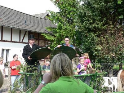 Fotoalbum Pfingstmontag Ständchen