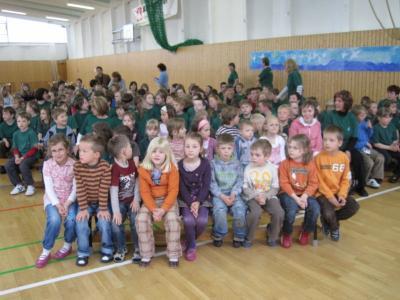 Fotoalbum Schulhoffest zur Schulhofeinweihung