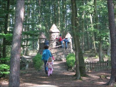 Fotoalbum Märchenwald
