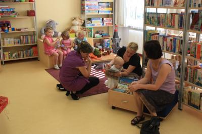 Fotoalbum Eröffnung Bibliothek Freyenstein