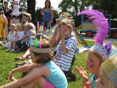 Fotoalbum Indianerfest - Kita Ummendorf - Juni 2010