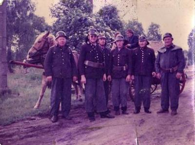 Fotoalbum Aus der Geschichte der Feuerwehr