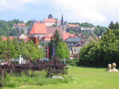 Fotoalbum mittelalterliches Kronach
