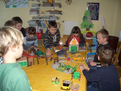Fotoalbum Weihnachtsferien 2010