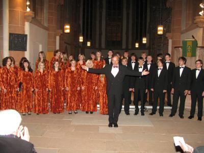 Fotoalbum Unser Chorkonzert in der Liebfrauenkirche