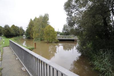 Fotoalbum Hochwasser  in Doberlug-Kirchhain