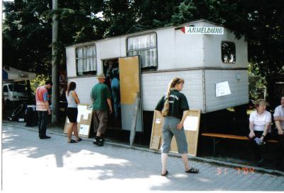 Foto des Albums: 9. Bulldogtreffen (30.07.2004)