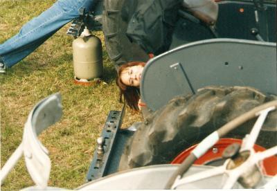 Foto des Albums: Hoffest in Kremitz (28.08.2004)