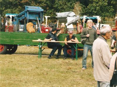 Foto des Albums: Herzberger Bauernmarkt (02.10.2004)